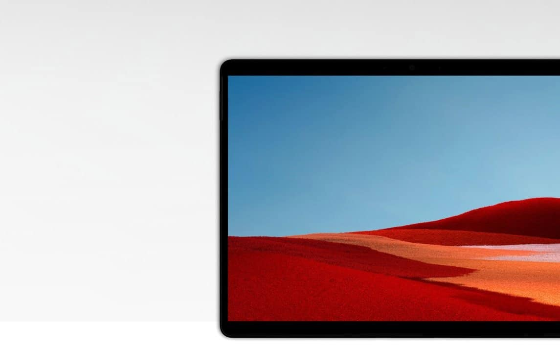 TOP5 điểm ấn tượng ở Surface Pro X: chiếc máy sexy nhất của Microsoft