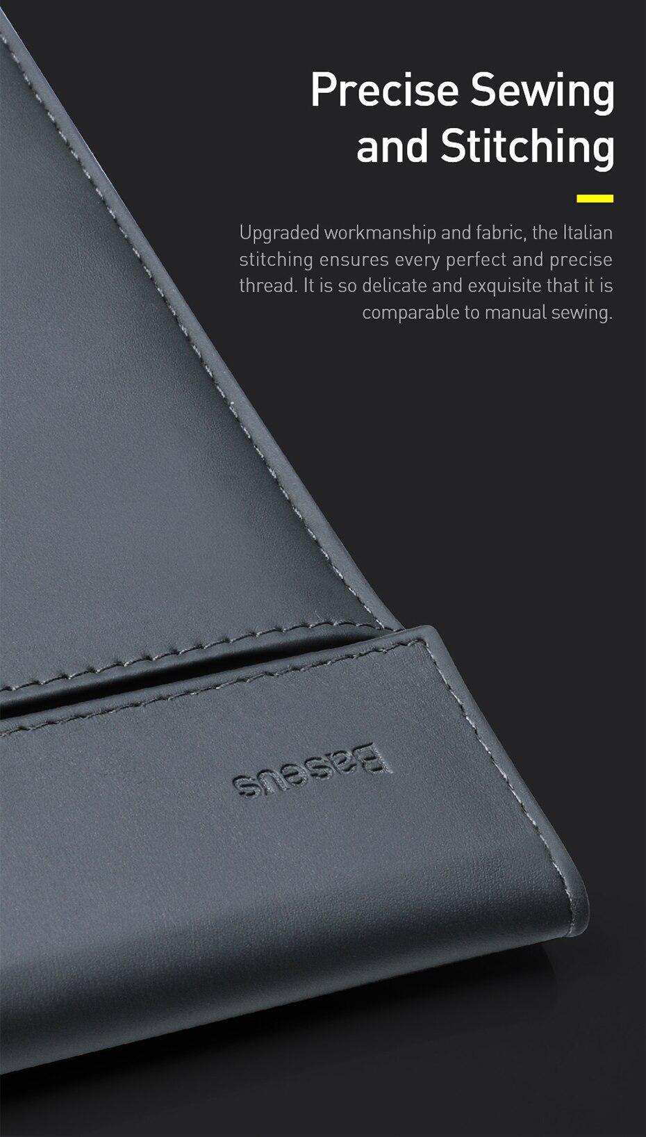 Túi đựng máy tính Baseus Let's go cho Macbook Air Macbook Pro Xiaomi Air 13 Dell Lenovo 13 inch