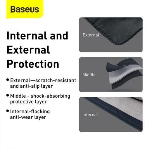 Tui Dung Macbook Baseus Basics Series 02