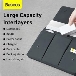 Tui Dung Macbook Baseus Basics Series 05