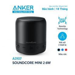 Loa Bluetooth SoundCore Mini 2 (By Anker) - A3107