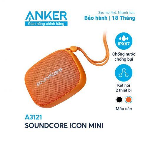 Loa Bluetooth SoundCore iCon Mini - A3121 (By Anker)