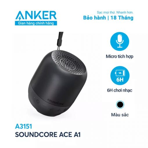 Loa Bluetooth Soundcore Ace A1 - A3151 (By Anker)
