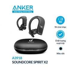Tai nghe bluetooth TWS SOUNDCORE (by ANKER) Spirit X2 - A3918
