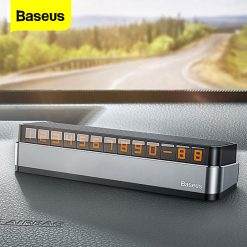 Bảng thông báo số điện thoại trên ô tô Baseus Temporary Parking Card