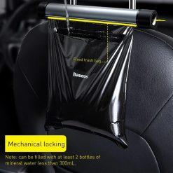 Túi đựng đồ Baseus gắn trên ghế sau xe hơi chống rò rỉ , tiện dụng