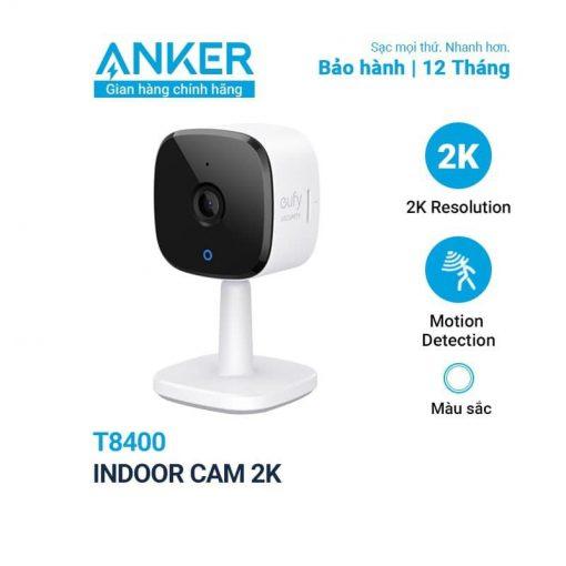 CAMERA EUFY INDOOR 2K - T8400