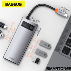 Baseus Hub Gleam 5 In 1 04