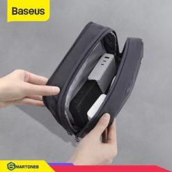 Túi đựng phụ kiện Baseus Track Series xách tay, chống thấm nước và chống sốc