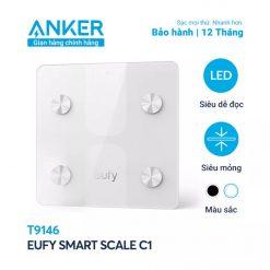 Cân điện tử Eufy Smart Scale C1 - T9146