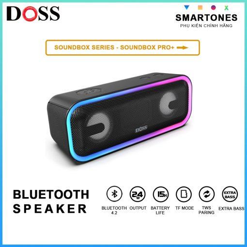 Loa Di Dong Doss Soundbox Pro+ 01