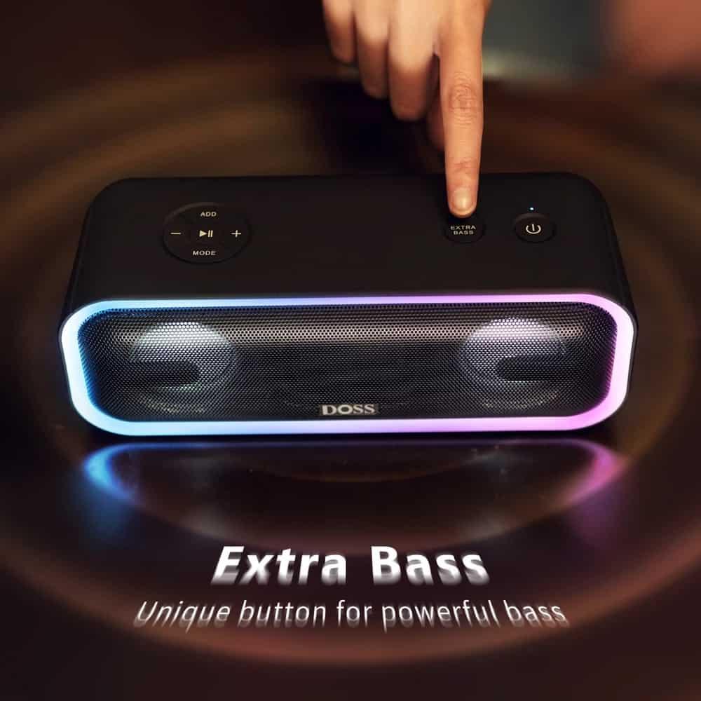 Loa Di Dong Doss Soundbox Pro+ 06