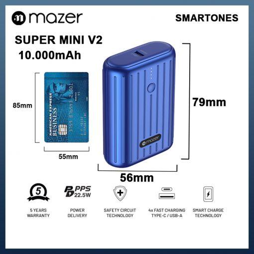Pin0du Phong Mazer Super Mini V2 02