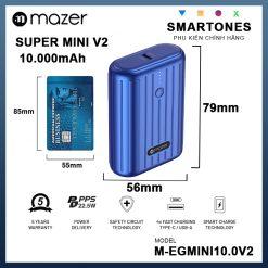 Pin0du Phong Mazer Super Mini V2 08