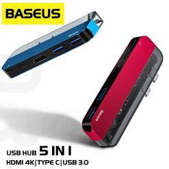 Usb Hub Baseus 5 In 1 03